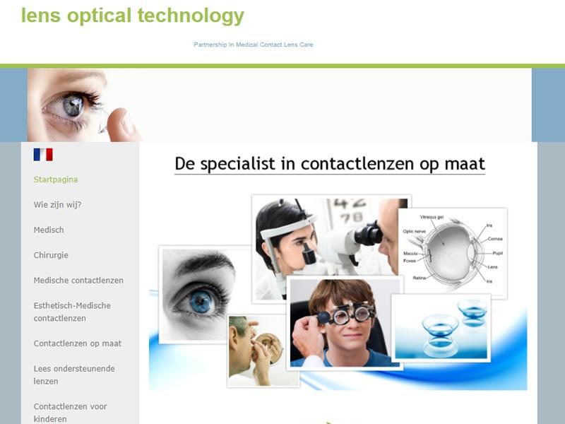 lens optical